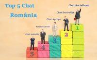Top 5 chat din România (Chat-uri românești)