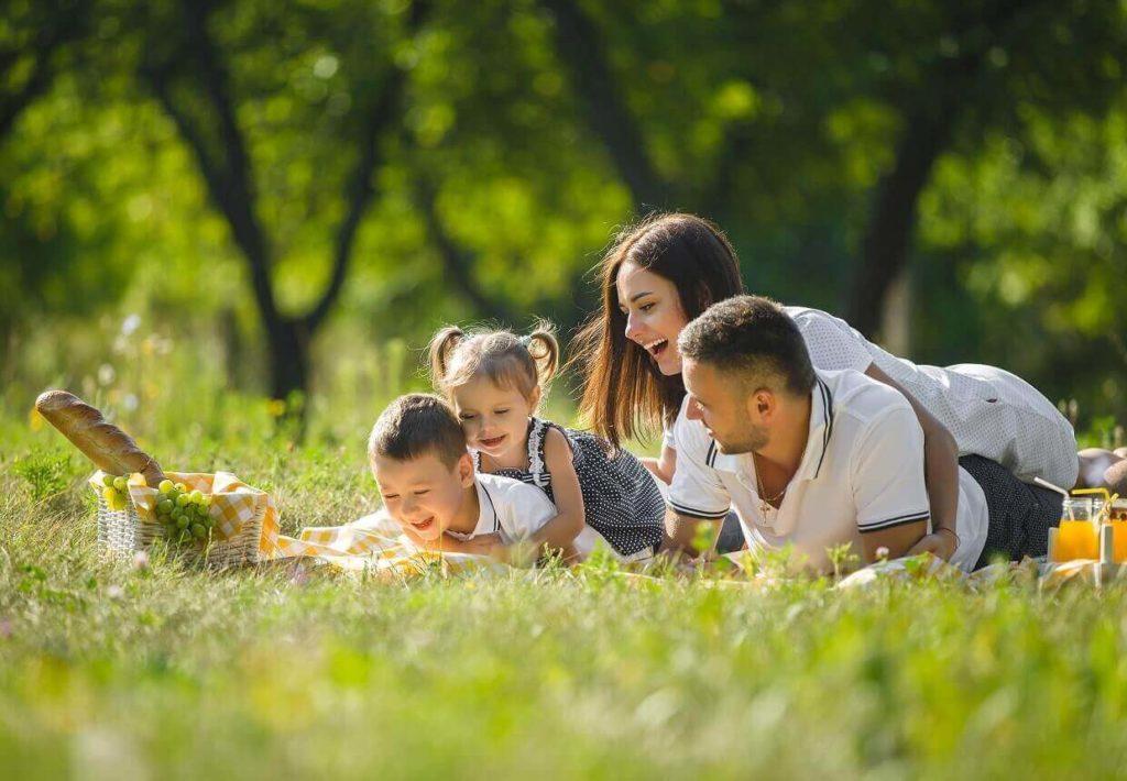 Relații bune cu părinții și familia ta!